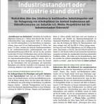 Perspektiven des Industriestandortes Österreich, 2015